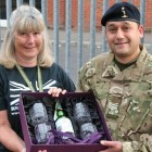 sue turner presents prize to sgt bob dhillon_cropped (640x539)